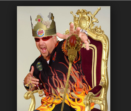 King Of Flavortown