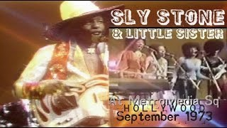 Sly Stone 70's Funk