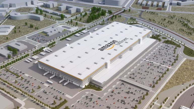 Amazon Fulfillment Centers