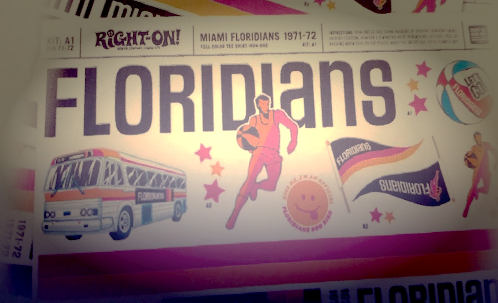 Floridians ABA Basketball